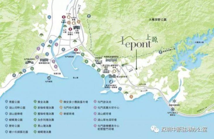 香港房产万科上源平均成交尺价1.16万