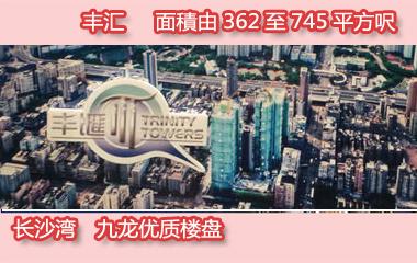 丰汇-香港九龙长沙湾荔枝角新楼盘,面积,价格,位置,户型图,资料