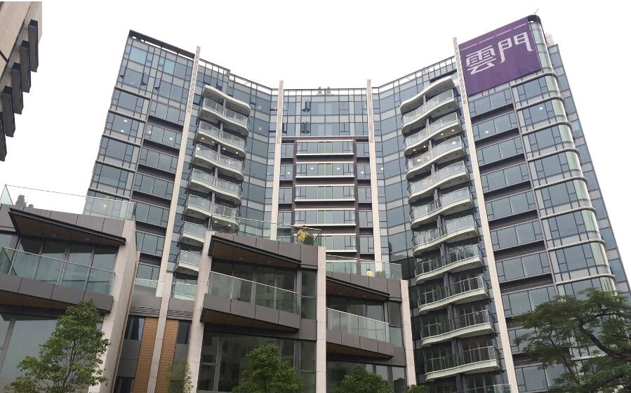 云门(雲門)-香港云门户型图,面积,价格,位置及附近学校
