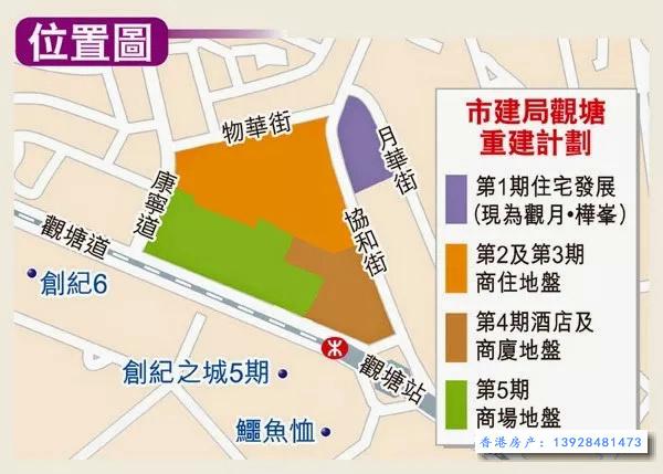 香港房产观塘凯汇第二批单位288个欢迎咨询