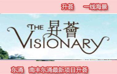 升荟[昇薈](The Visionary)物业资料户型图,面积表,位置,香港东涌
