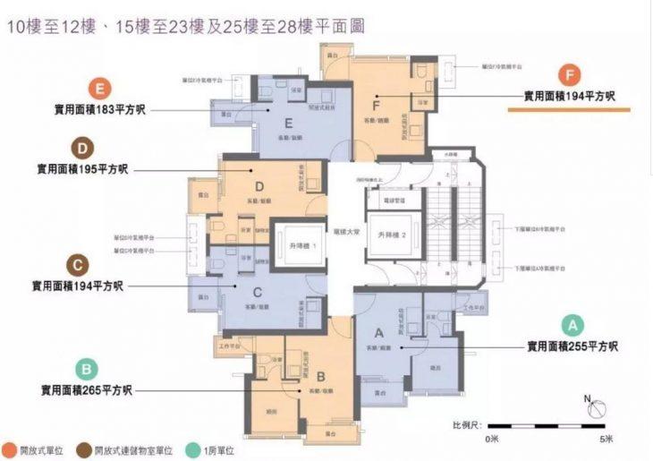 香港港岛房产「南津迎岸」房价459.895万至630.895万