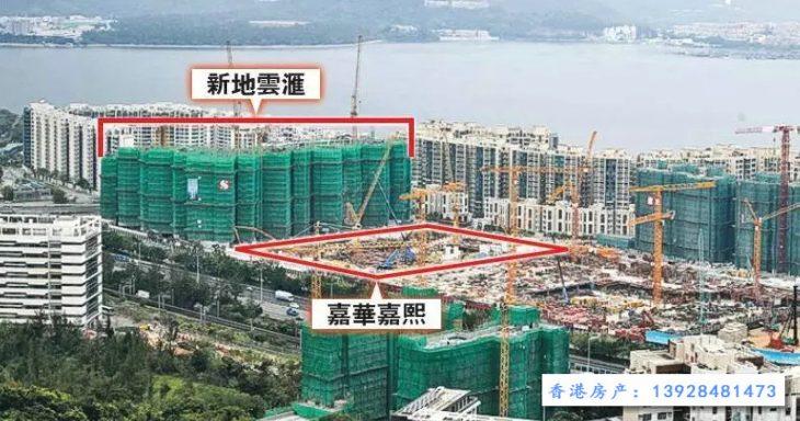 香港房产嘉熙临近科学馆,靠海边环境安静,非常适宜住家