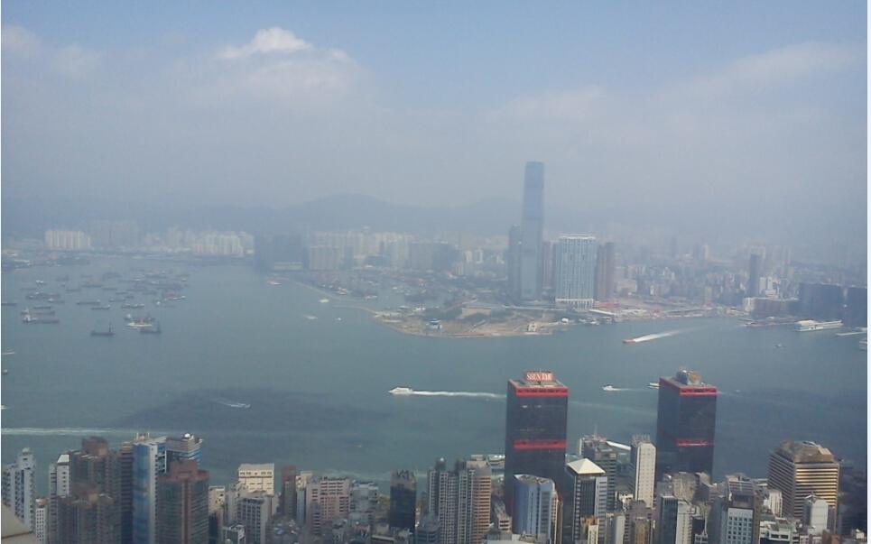 香港房产新楼盘成交统计 (2018年5月1-31日 累计)