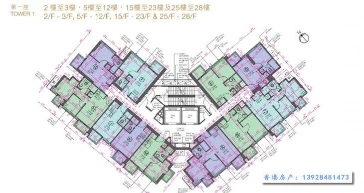 尚悦岭-香港尚悦岭户型,面积,价格