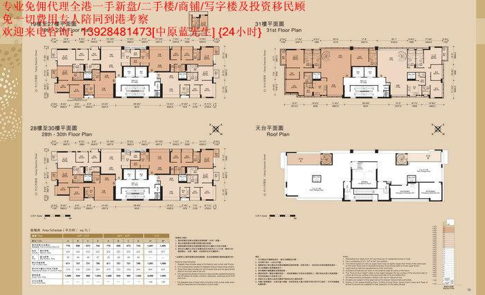 香港上环/中环新楼盘尚贤居 (3)
