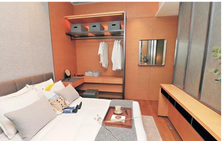 香港沙田房产名城四房单位以1828万售出