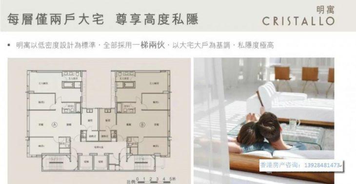 香港房产何文田 34名校网 明寓3房3693.5万