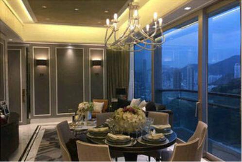 映御-香港新鸿基小面积低总价楼盘