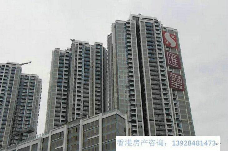 香港九龙南昌站汇玺II首付仅15%房价567.8万起