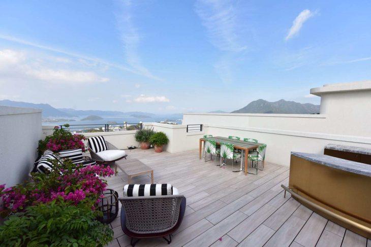 香港九肚豪宅「澐瀚」共提供69伙招标发售