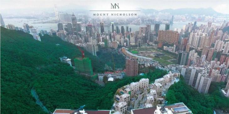 香港聂歌信山别墅11.64亿成交