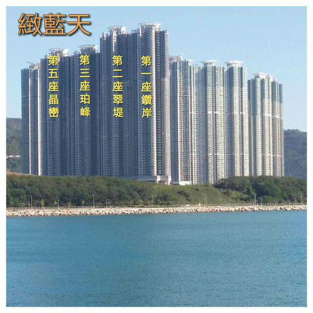 緻蓝天(Hemera)-香港致蓝天户型图,面积,价格,位置