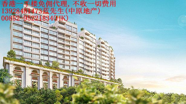 逸瓏-入读九龙塘名校网香港九龙塘的一个豪宅新楼盘