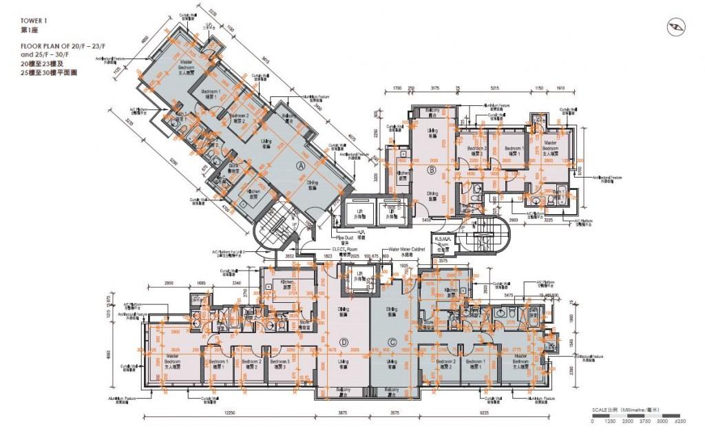 香港港岛房产香岛,三房仅2000余万欢迎咨询