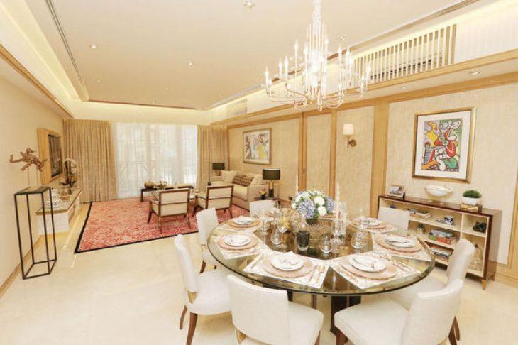香港房产何文田1号平均尺价近2.65万