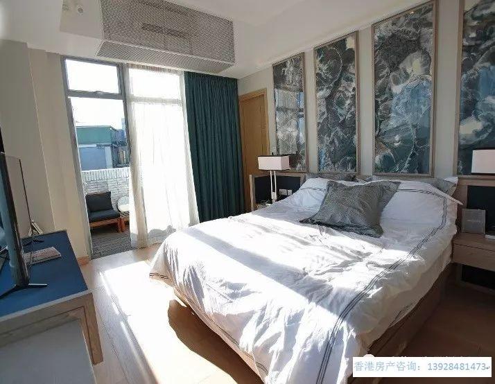 香港元朗尚悦房产全新顶层天池示范单位
