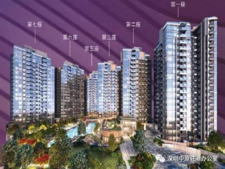 香港云汇第二轮销售房价522.9万起至1645万港币