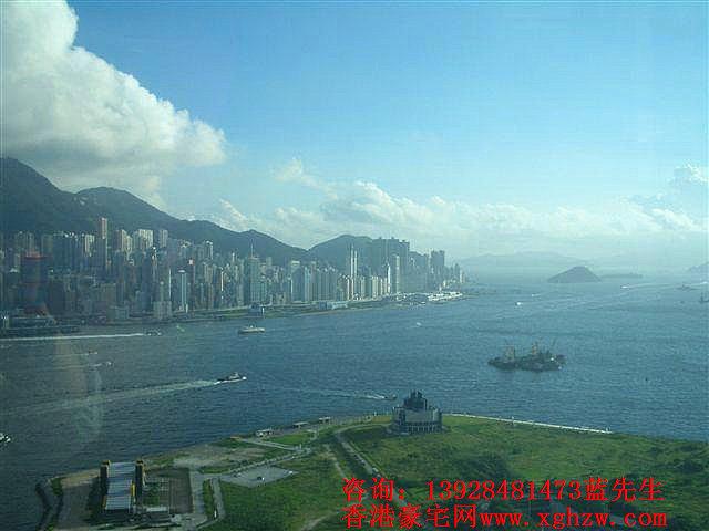 香港君临天下1123尺 房价5200万