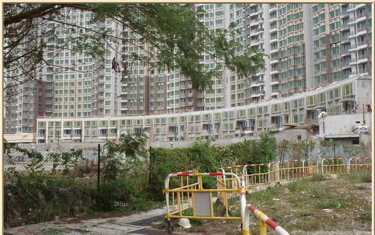 尚城(Uptown),香港新界新房目前还有一手别墅推出
