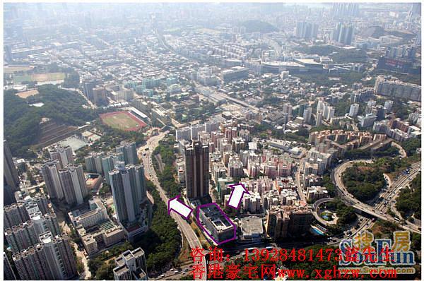 尚御-香港豪宅入读香港最好的学校喇沙小学、玛利诺修院