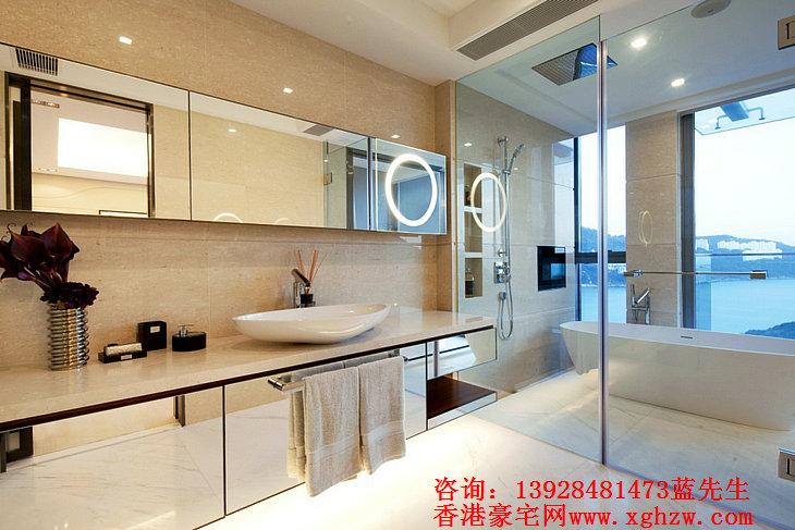 香港独立别墅「银景峰」(SERENITY POINT )