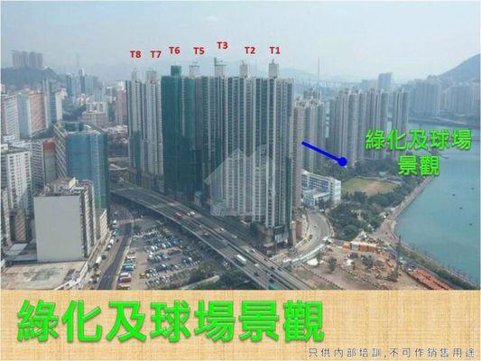 香港新楼盘环宇海湾示范单位