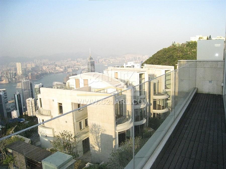 聂歌信山-香港山顶别墅售价8.3亿