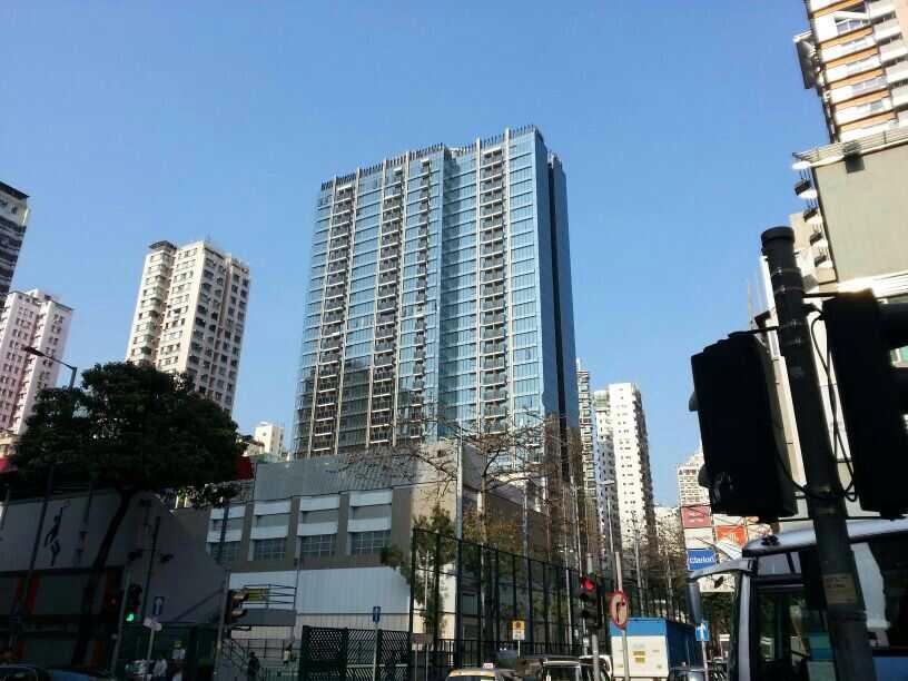 麥花臣匯(麦花臣汇Macpherson Place)户型图,价格,面积,位置香港旺角