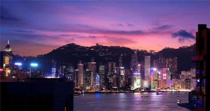 香港九龙红磡房产维港星岸售出3幢别墅