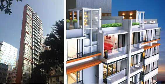 THE AUSTINE PLACE 香港九龙尖沙咀楼盘户型图,面积,价格