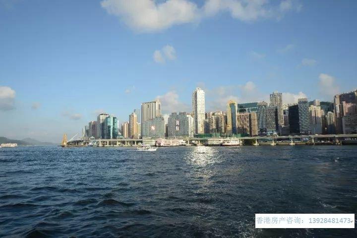 香港港岛区房产北角海璇10伙临海大宅招标发售