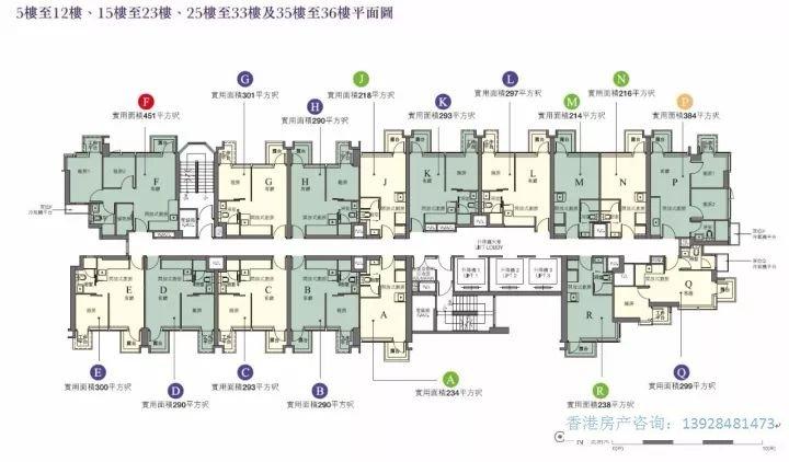 香港君豪峰首轮推售68个单位