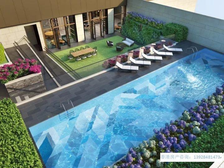 香港房产鰂鱼涌君豪峰房价由486万至773万