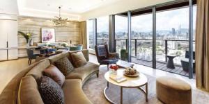 香港新楼盘娉廷别墅面积1590至1800平方呎送花园车位