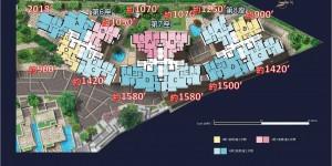 香港九龙何文田天铸三房1998万起