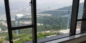 香港屯门全新盘御半山以小面积户型为主