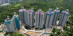 香港大埔区新楼盘岚山四房仅826万