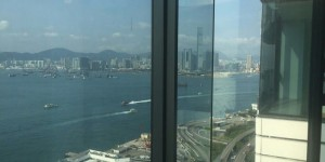 香港房产维港峰Upton开放现房示范单位及会所