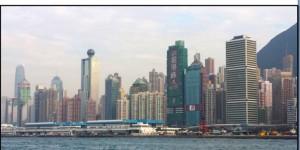 香港中环附近新楼盘维港峰新优惠