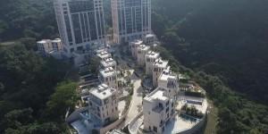 香港山顶聂歌信山别墅,浅水湾道72号别墅房价