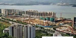 香港房产海航出售启德地