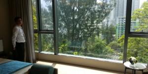 香港西贡区房产溱乔别墅3200万
