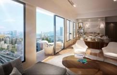 香港港岛楼盘太古城三房价格1650万