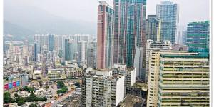 香港房价受到新冠疫情影响近期有所回落