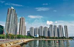 香港房产荃湾楼盘环宇海湾三房价格