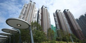 香港迎海楼盘