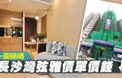 香港长沙湾弦雅 (1)