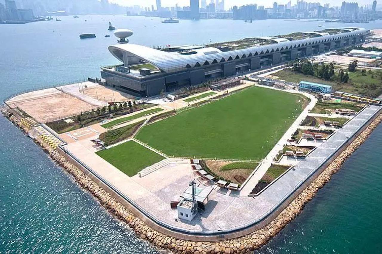 香港东九龙启德 「未来核心商业区」发展计划