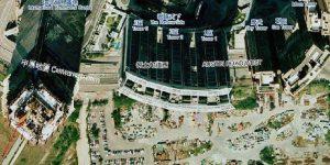 香港九龙圆方盖新楼盘君临天下成交一1亿单位
